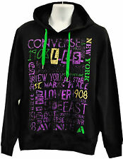 All Star Converse Jumper Top Hoody Pullover Gym Casual