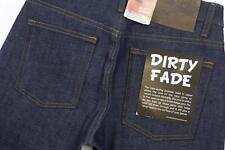 Naked & Famous Weird Guy Dirty Fade Selvedge