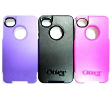 Original OtterBox Commuter Series Apple iPhone 4 4S Shell Gel Cover Case