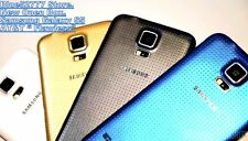 """New Open Box Samsung Galaxy S5 SM-G900A  (AT&T) Black White Gold """"Flawless"""""""