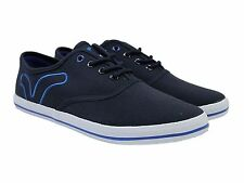 MENS NEW TRAINERS VOI JEANS FIERY IN NAVY COLOUR LACE-UP FOOTWEAR SIZES 6-11
