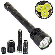 TrustFire 3800Lm 3xCREE XM-L T6 LED Flashlight Torch