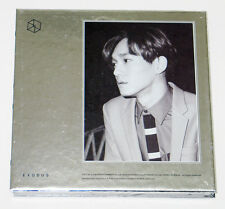 EXO - EXODUS (Vol. 2) [Chinese ver] CD+Booklet+Poster+Gift Photo [CHEN ver.]