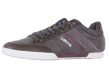 LEVI'S Mens Casual Shoes TURLOCK REFRESH Leather Sneakers Levi Trainers