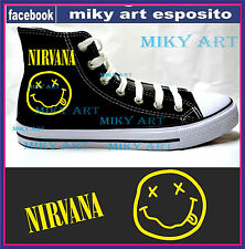 NIRVANA SCARPE SHOES sneakers SHOES ZAPATOS CHAUSSURES SCHUHE ОБУВ