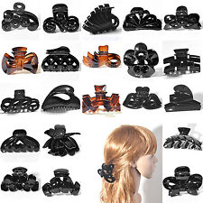 fashion gift girl women lady hair accessory claws clips clamp plastic hairwear
