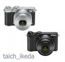 Nikon mirrorless SLR Nikon1 J5 standard power zoom lens kit EMS Japan