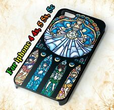 Cheap Sailor Moon TPU Rubber Silicone Case iPhone 4 4s 5 5s 5c