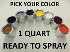PICK YOUR COLOR - 1 QUART - Ready to Spray Paint for BMW CAR / SUV