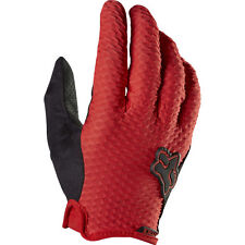 Fox Mtb Attack Mens Gloves Bike - Red All Sizes