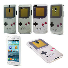 Retro Game Boy Hard Strong Case Cover Skin for Various Phone+ Phone Lanyard