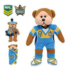 Beanie Kids The Gold Coast Titans 20cm Plush Bear
