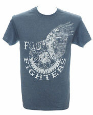 FOO FIGHTERS - WINGED WHEEL - Official Licensed T-Shirt - Grunge - New S M L XL