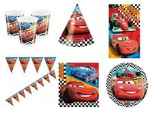 Disney Cars Birthday Party Supplies - Tableware & Decorations - Select Item