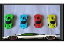 BRAND NEW NOVELTY RACING CAR ERASER RUBBER SCHOOL 4 COLOURS TO CHOOSE FROM!!!