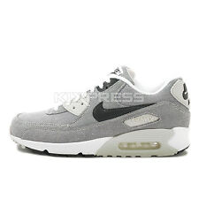 Nike Air Max 90 PRM [700155-100] NSW Running Canvas Sail/Black-Light Bone