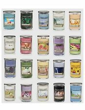 YANKEE CANDLE 22 OZ TUMBLER JARS - LOT OF 2- ONLY $22.47 EACH - YOU CHOOSE - FRE