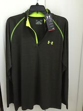 Under Armour® Mens UA Tech 1/4 Zip Pullover S M L XL XXL NEW WITH TAGS