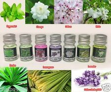 Aroma oil  essential oil fragrance, 5 ml. free shipping from thailand.