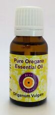 Pure Oregano Essential Oil - Origanum Vulgare - Therapeutic Grade - 100% Natural