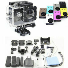 Car Waterproof DVR Sports DV Action Video 12MP HD 1080P SJ4000 Camera Camcorder