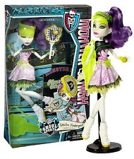MONSTER HIGH GHOUL SPORTS SPECTRA VONDERGEIST DAUGHTER OF A GHOST NEW IN BOX