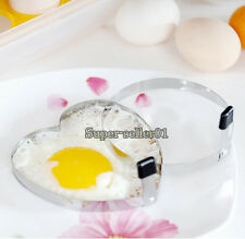 1Pcs Heart Star Ring Plum Flower melet Fried Eggs Mold Love Fry Egg Shape Circle
