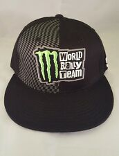 DC Monster World Rally Team hat
