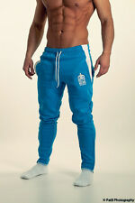 Muscle fitness bodybuilding gym tracksuit hoodies or bottoms by Built By Nature