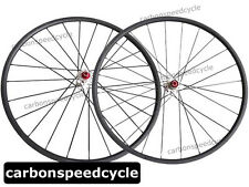 Disc Brake Carbon Cyclocross Bicycle Wheels 24mm Clincher/Tubular D711SB/D712SB