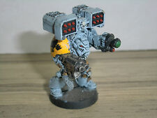 Space Marine Terminator with Cyclone Missile Launcher - Metal Painted
