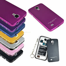 All Metal Aluminum Ultra Slim Luxury Case Cover for Samsung Galaxy S4 SIV I9500