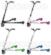 NEW Kids 3 Wheel Tri Speeder Scooter Push Tri Motion Foldable Maxi Large Drifter