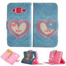 Best Wish Luxury Flip Wallet Card Leather Case Cover For SamSung LG HTC Sony Z