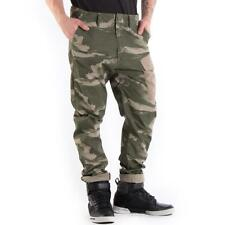 G-Star Pants Tarrick Loose Tapered CR Green Men New