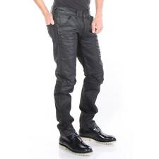 G-Star Pants 5620 3D Low Tapered Black Men New