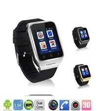 ZGPAX S8 Android 4.4 Smart Wrist Watch 8G TF Cellphone 3G GPS WiFi Dual Core