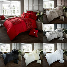 Luxury Duvet/Quilt Cover Set With 2 Pillow Cases Bed Quilt Cover Set Verina