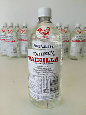Danncy Pure Mexican Vanilla Extract - White/Clear (1 Liter)