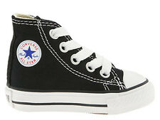 Converse - Chuck Taylor All Star Hi Youth Black Shoes