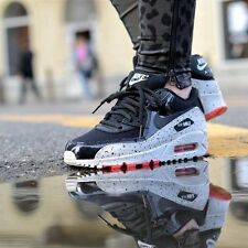 New Hot Sale 2014 Nike Air Max 90 Men Shoes black Free Shipping