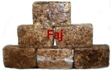 AFRICAN BLACK SOAP, 100% NATURAL, RAW UNSCENTED, From GHANA, 1 oz 2 oz to 10 LB