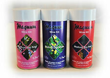 Magnum Home Brew Wine Making Kits BEST DEAL ONE TWO THREE