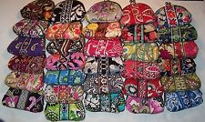 VERA BRADLEY DOUBLE KISS LOCK COIN BRAND NEW L@@K