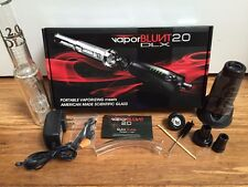 100% Genuine VaporBlunt 2.0 DLX Portable Vaporizer  Blk/Blk or Blk/Red