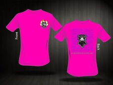 """We are Legend""  Quarter Mile Foundation Pink T-Shirt - LIMITED EDITION"