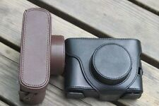 Hot sale Leather Camera Case Bag Cover For Fujifilm Fuji X10 X20 Finepix
