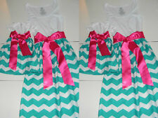 Mother and daughter Chevron maxi dress, mommy me matching set, mom and me