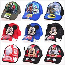 BN Kids Boys Toddlers Mickey Mouse Sports Baseball Cap Hat Costume Accessory 2-8