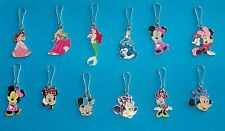Enamel Character Zipper Pull Cell Phone Anti Dust Plug Dangle Locket Charm